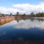 カンボジア 2日目 シェムリアップ(アンコール・ワット)